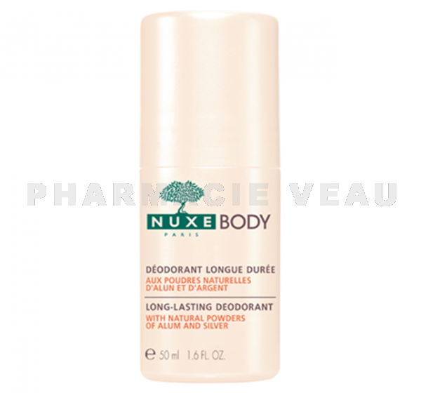 NUXE BODY Déodorant Longue Durée ROLL-ON 50 ml