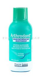 ARTHRODONT Bain de Bouche Flacon de 300 ml