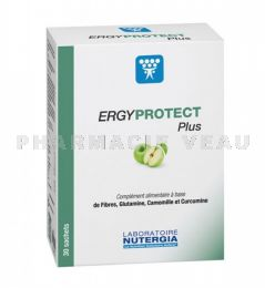 ERGYPROTECT PLUS Confort Intestinal 30 sachets Nutergia