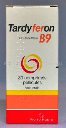 cd5c6439dab Traitement préventif des carences en fer et en acide folique en cas de  grossesse lorsqu un apport alimentaire suffisant ne peut être assuré.