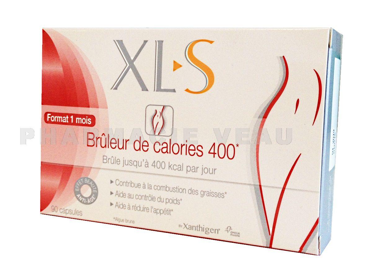 Xanthigen bruleur de calories 400 – Régime pauvre en calories