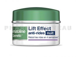 DERMATOLINE Cosmetic Lift Effect Anti-rides Nuit 50 ml