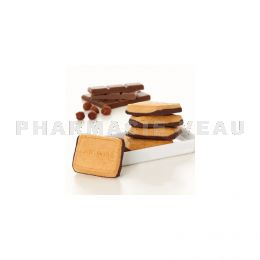 YSONUT Biscuits Noisettes & Chocolat 8 biscuits