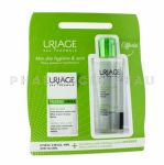 URIAGE Coffret DUO EAU THERMALE : Hyséac3 soin global + eau micellaire