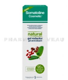 SOMATOLINE Cosmetic : Gel minceur amincissant NATURAL 250ml