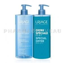 gel surgras uriage vente en ligne promotion lot de