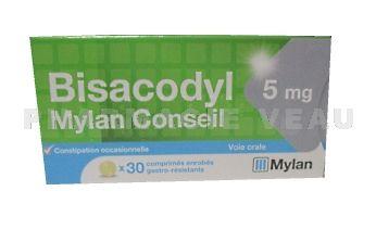 Bisacodyl 5 MG 1000 Enveloppé en Entérique Comprimés Générique Laxatif Dulcolax