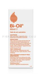 BI OIL Huile de soin Anti-vergetures, Anti-cicatrices flacon 60 ml