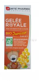 Gelée Royale BIO Junior Sirop  FORTÉ PHARMA 150 ml