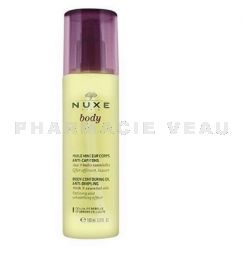 NUXE BODY Huile Minceur Corps anti-capitons 100ml