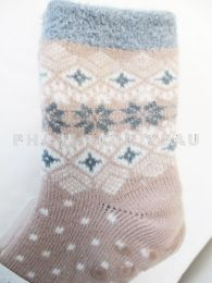 AIRPLUS Chaussettes Hydratantes Polka Taille 35-41