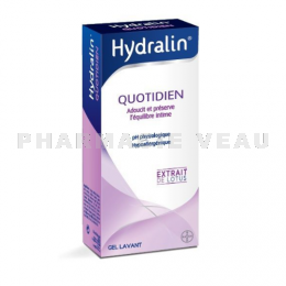 HYDRALIN Quotidien Gel Lavant intime 400 ml