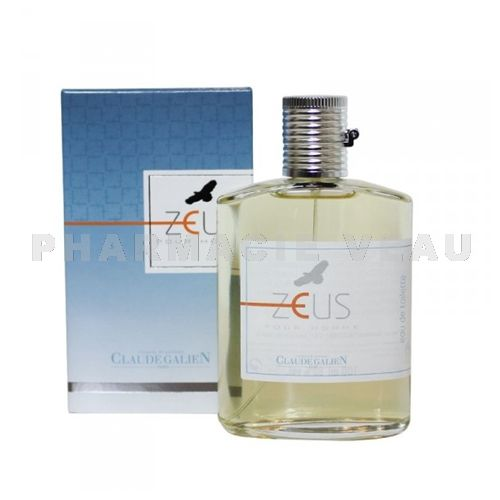 CLAUDE GALIEN Eau de Toilette ZEUS (flacon vapo 100ml)