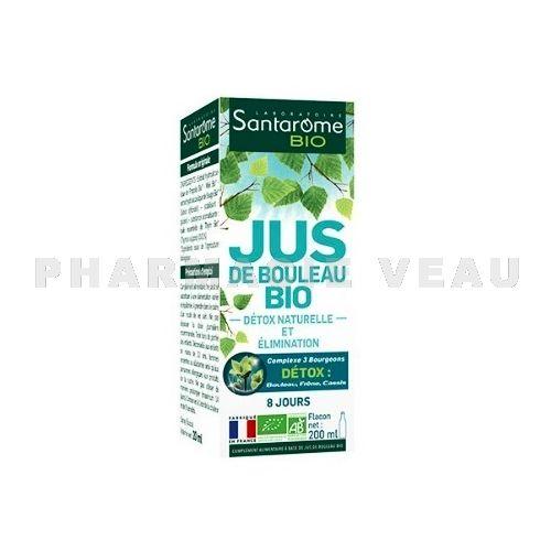 detox cure pharmacie