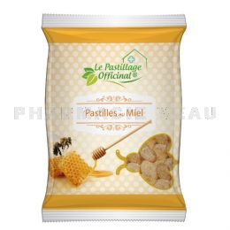 ESTIPHARMA Pastillage Officinal Pastilles au Miel 100g
