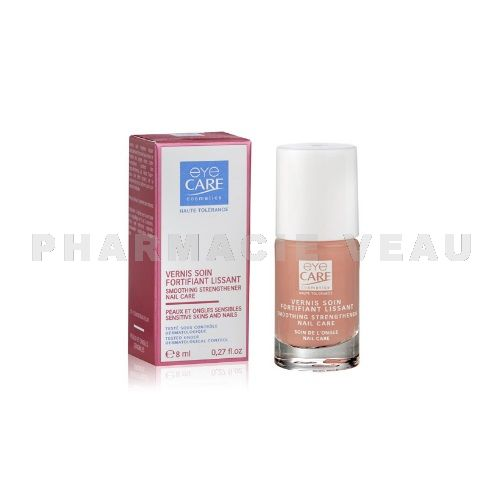 EYE CARE Vernis Soin Fortifiant Lissant (8 ml)