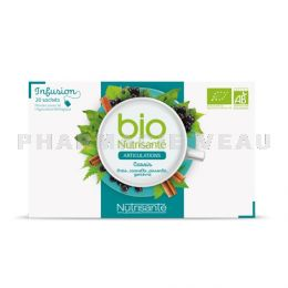 NUTRISANTE BIO Tisane - Infusion Articulations 20 sachets