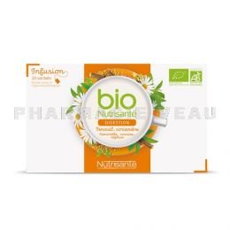 NUTRISANTE BIO Tisane -  Infusion Digestion 20 sachets