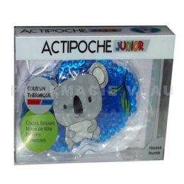 ACTIPOCHE Coussin Poche thermique Chaud Froid JUNIOR KOALA 8x12cm