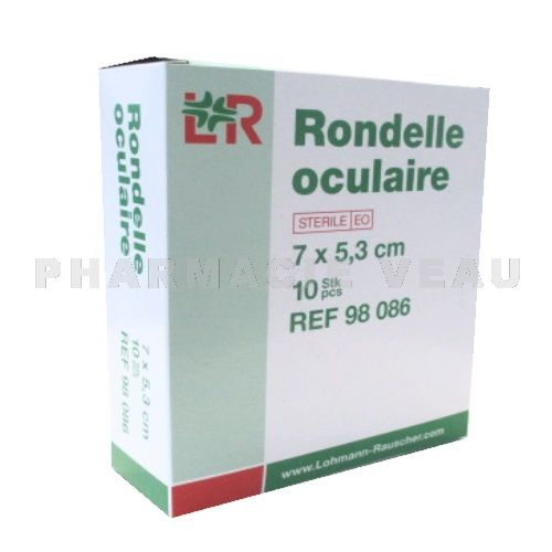compresses oculaires pharmacie france