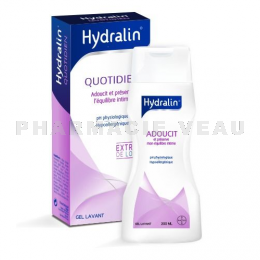 HYDRALIN Quotidien Gel Lavant intime 200 ml
