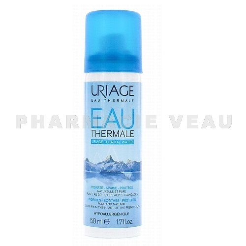 URIAGE Spray Eau Thermale Brume d'Eau (50ml)