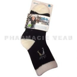 AIRPLUS Chaussettes Hydratantes Champagne Taille 35-41