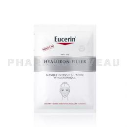 EUCERIN HYALURON FILLER Masque Anti Rides Acide Hyaluronique 1 masque