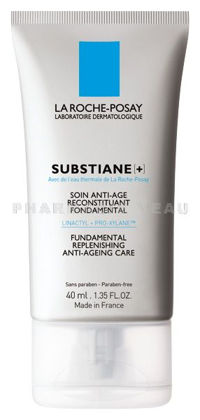 LA ROCHE POSAY Substiane + Extra-Riche Soin Anti-âge 40 ml