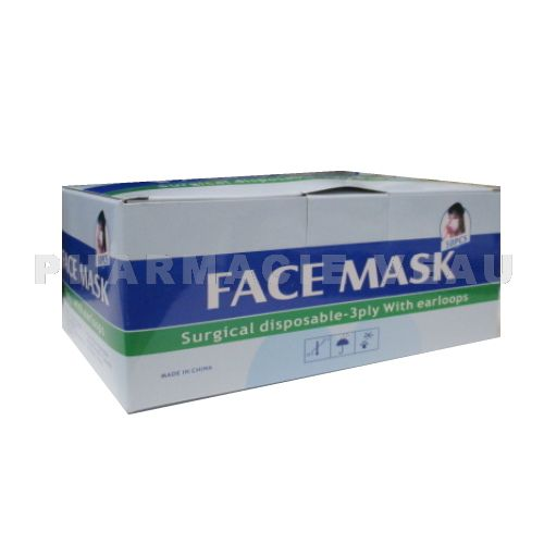 masque visage chirurgical