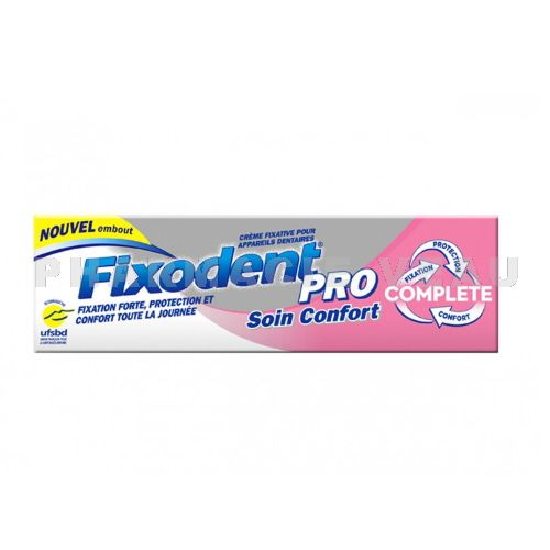 FIXODENT Pro Soin CONFORT (47g)