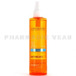 ANTHELIOS Spray Huile solaire nutritive 30+ 200 ml Roche Posay