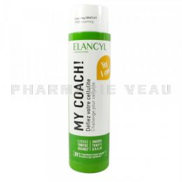 ELANCYL MY COACH Gel crème Cellulite 200ml