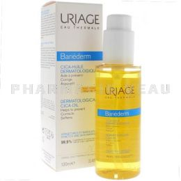 URIAGE BARIEDERM Cica-Huile Vergetures Marques 100ml
