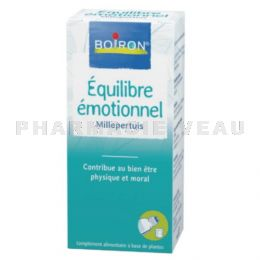 BOIRON Millepertuis Equilibre Emotionnel 60ml Extrait De Plantes EDP