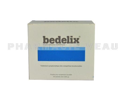 BEDELIX boite de 30 sachets - PharmacieVeau.fr vente en ligne FRANCE