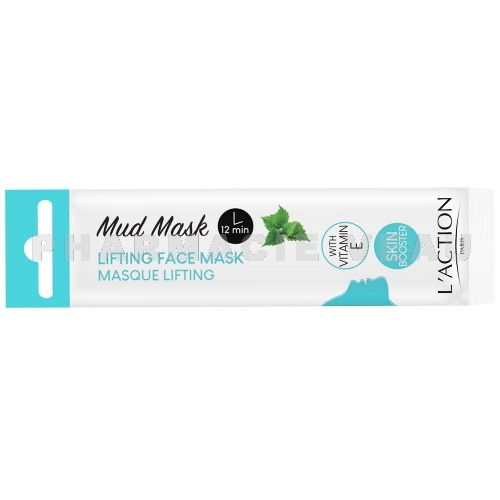 ACTION FACE MASK Lifting Masque visage Lifting (1 sachet unidose 15g)