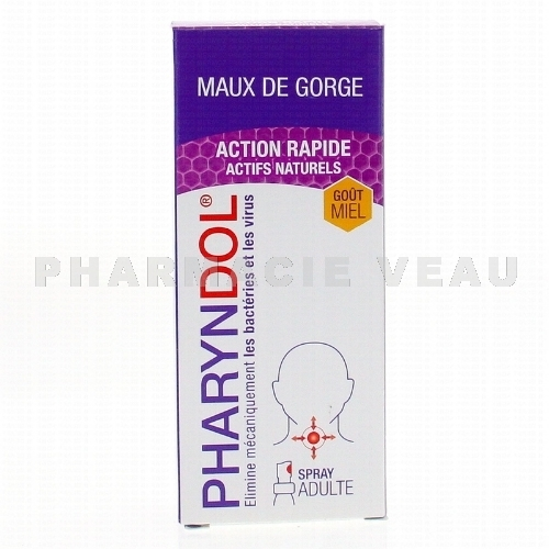 PHARYNDOL Spray Adulte 30 ml