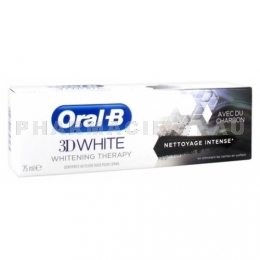ORAL B 3D White whitening therapy 75 ml