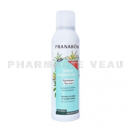 AROMAFORCE Spray Assainissant Ravintsara Tea tree 150 ml Pranarôm