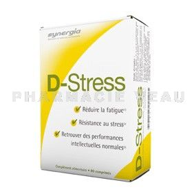 D-STRESS - Stress et fatigue (80 cps)