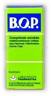 BOP boite de 60 comprimés - Vente en ligne PharmacieVeau