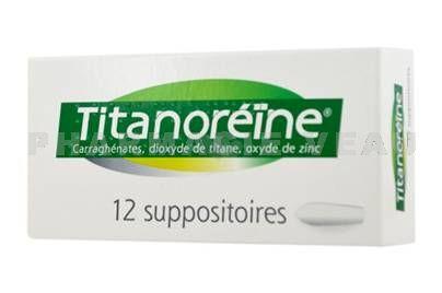 Titanoreine pour les rides