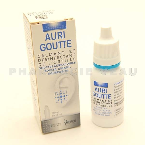 AURI GOUTTE flacon 15ml
