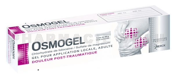 OSMOGEL Tube Gel pour application locale 90 grammes
