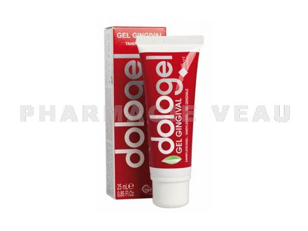 DOLOGEL Gel Gingival Gilbert 25 ml