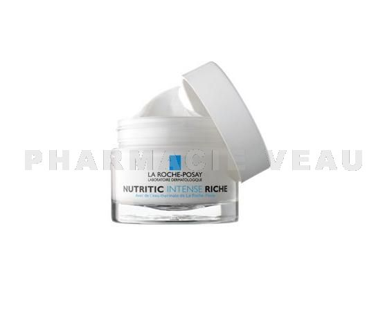LA ROCHE POSAY Nutritic Intense Riche Pot 50 ml