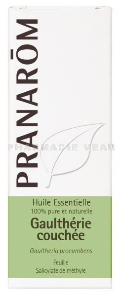 Gaulth rie couch e huile essentielle pranarom - Huiles essentielles gaultherie couchee ...