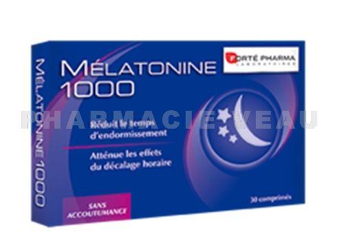 melatonine en pharmacie