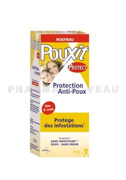 POUXIT PROTECT Protection Anti-Poux Flacon spray 200 ml